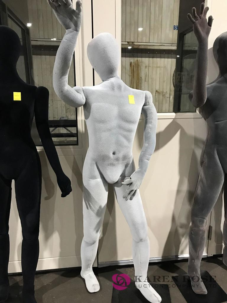 Stopsy Life-size mannequin poseable   Estate & Personal