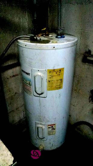 Hotpoint electric water heater