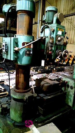 Willis Industrial drill press