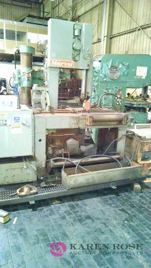 Marvel industrial band saw