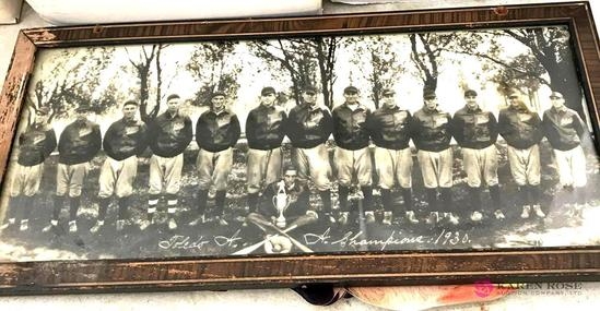 1930 picture Toledo A A champs 16 x7