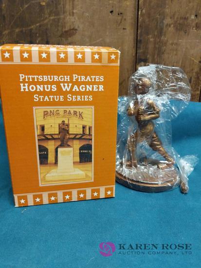 Pittsburgh Pirates Honus Wagner Statue Series