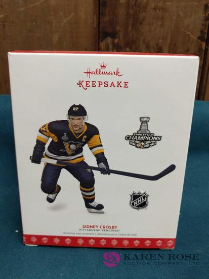 Sidney Crosby Hallmark Keepsake
