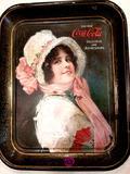 Vintage Coca-Cola Tray