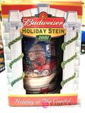 Budweiser Steins
