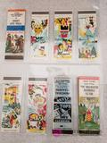 Miscellaneous Vintage Matchbook Covers