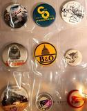 Railroad Badges