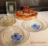 Matchbook Holders and Ashtrays