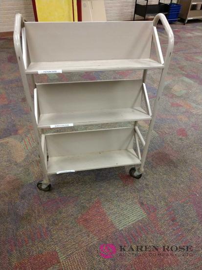 28 in book cart