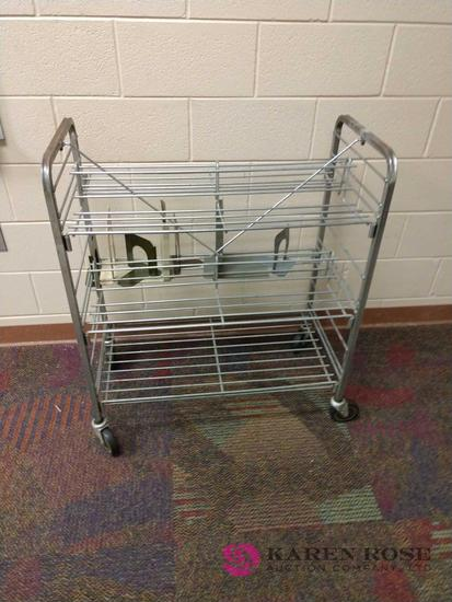 32 inch rolling cart