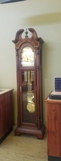 Mint condition grand father clock