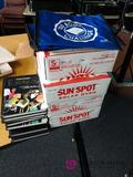 Room 302 for sunspot solar ovens and children's books