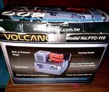 Volcano portable air compressor