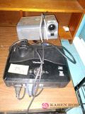 Two projectors