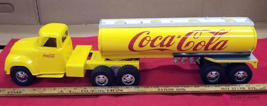 Coca-Cola Tractor-Trailer