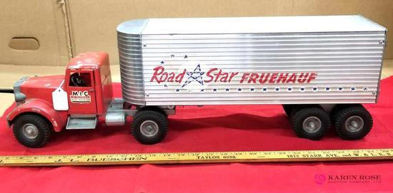 Smith-Miller Road Star Fruehauf Tractor-Trailer