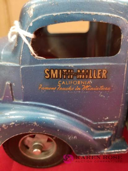 Smith-Miller Barrel Truck