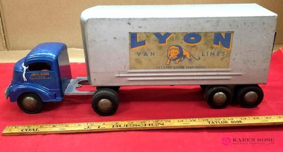 Smith-Miller Lyon Van Lines Tractor-Trailer