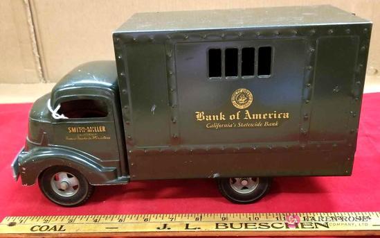 Smith-Miller Bank Of America Truck