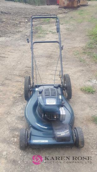 Craftsman push lawn mower C1
