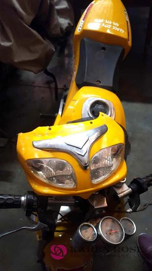 Small motorcycle B1
