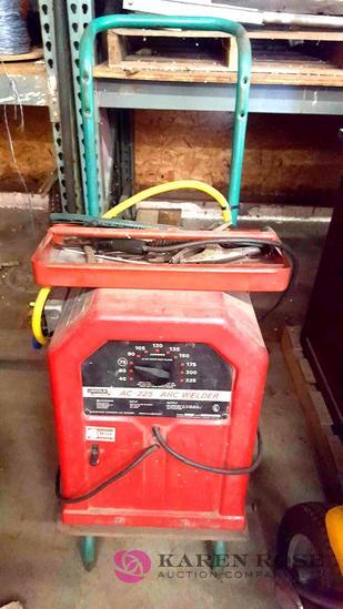 AC welder B1