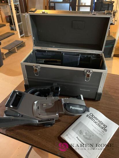 Panasonic digital video camera recorder AG-DVC7