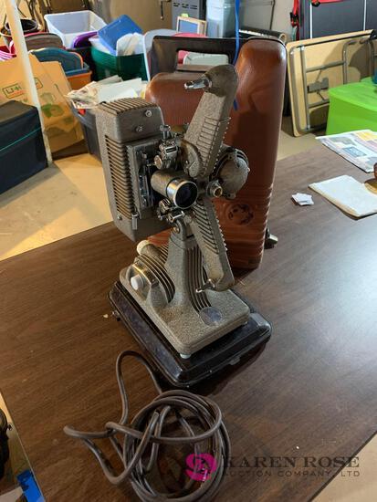 Vintage Revere Projector