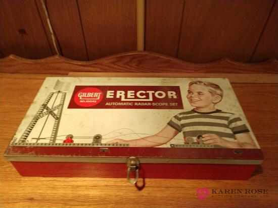 Gilbert erector set