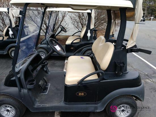2016 Club car Electric powered golf cart