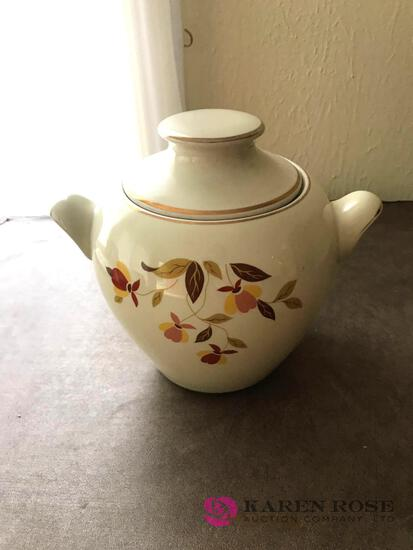 Hall Jewel Tea cookie jar