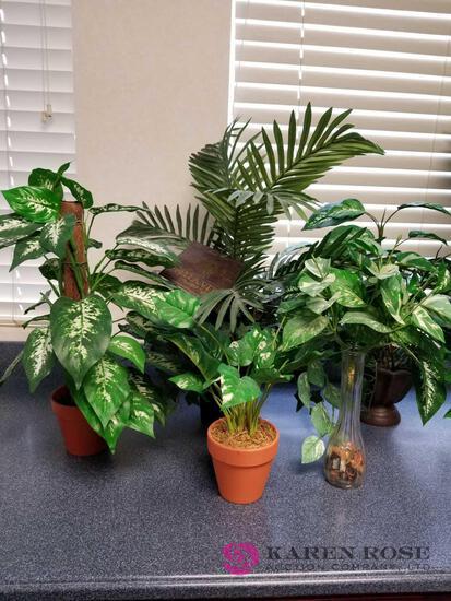 O1 - Artificial Plants