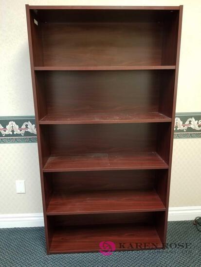 O2 - Bookcase