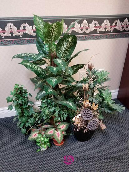 O2 - Artificial Plants