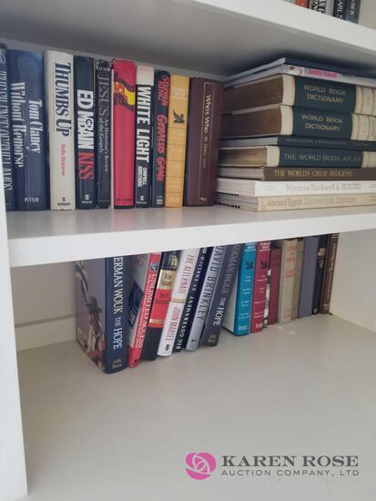 D - Books
