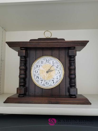 D - Clock