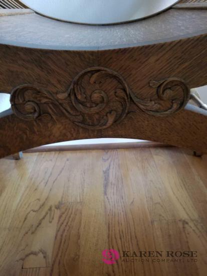 F - Wooden U Chair