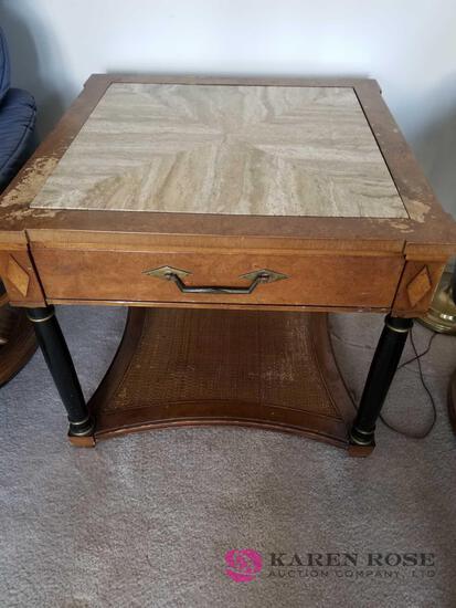 D - End Tables