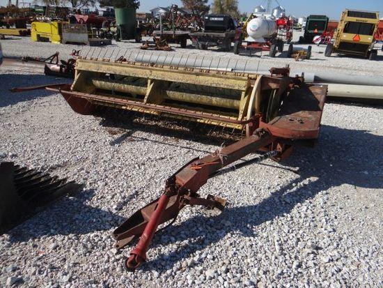NH 461 hay mower conditioner