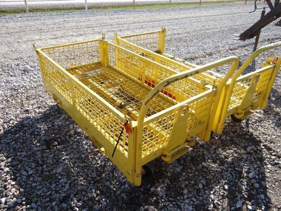 Tool crib cart