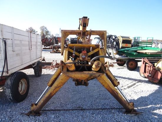 Ford Backhoe Attachment 19-747