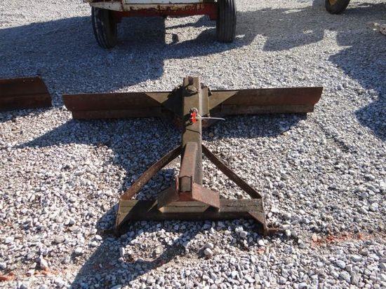 3-point angle blade