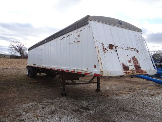 Farm Master Hopper Bottom Trailer