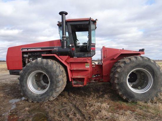 CIH 9270 Tractor, 1995