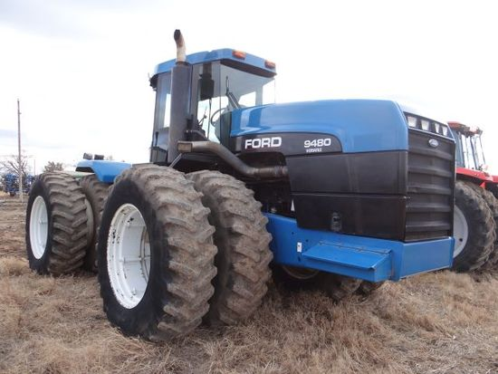 Ford Versatile 9480 Tractor, 1994