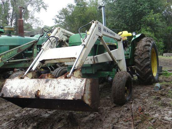 1979 John Deere 3130 Tractor