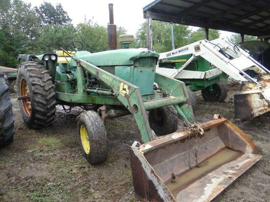 1966 John Deere 4020 Tractor