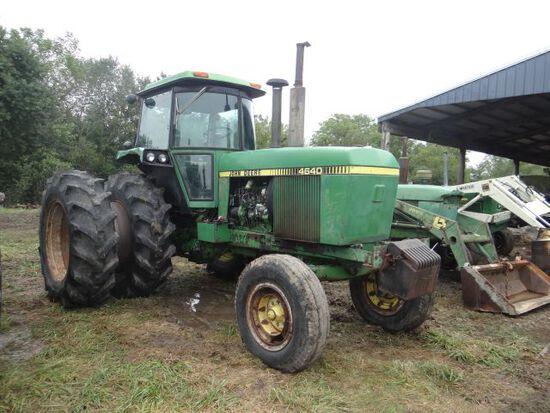 1976 John Deere 4640 Tractor
