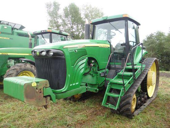 2004 John Deere 8220T Tractor