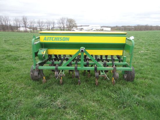 Atchison 3pt Grass Farmer Pasture Drill